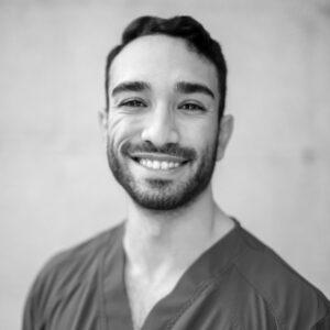 Tannlege Sayad Maghsoudi ved Oris Dental Lysaker.