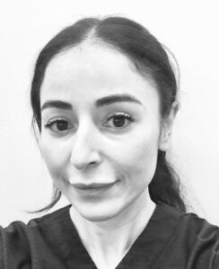 Tannlege Mahsa Sepahyar-Blikshavn ved Oris Dental Aker Brygge