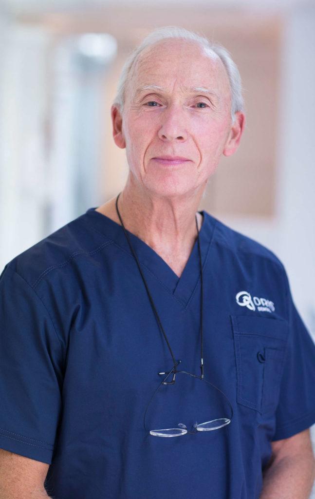 Anders Wangestad ved Oris Dental Løkketangen i Sandivka har lang erfaring med behandling av kjeveleddsproblemer.