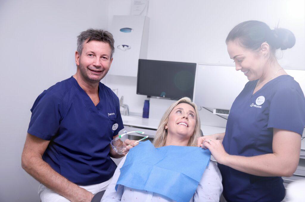 Tannlege Arild Aarnseth ved Oris Dental Lysaker er den som har lengst erfaring i Norge med Invisalign-behandling.