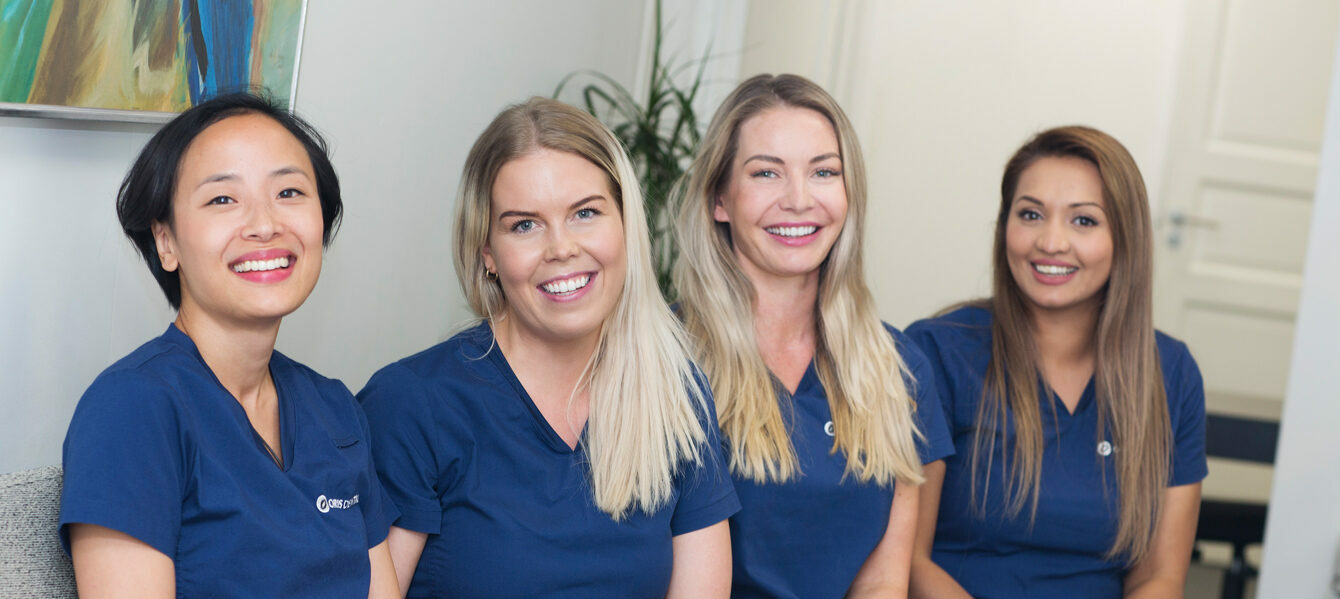 Tannleger og tannpleiere ved Oris Dental Rommen