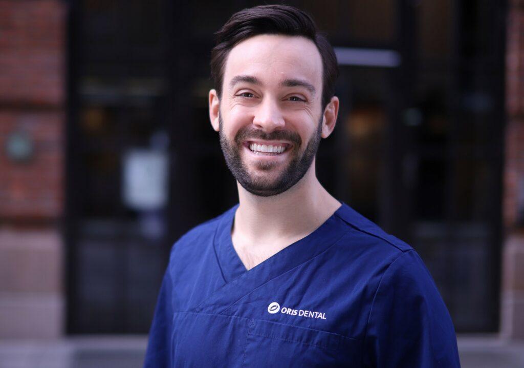 Tannlege Sebastian er Oslos eneste Invisalign Platinum Elite Provider, og jobber ved Oris Dental Galleri Oslo.